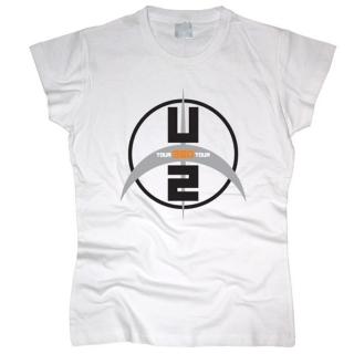 U2 02 - Футболка женская