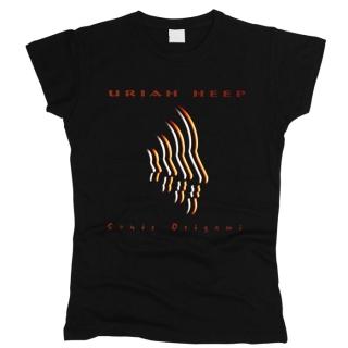 Uriah Heep 03 - Футболка женская