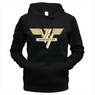 Van Halen 01 - Толстовка женская