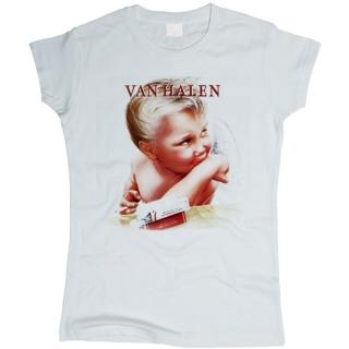 Van Halen 03 - Футболка женская