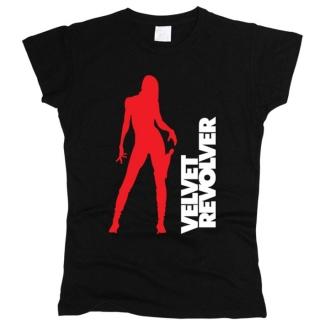 Velvet Revolver 02 - Футболка женская