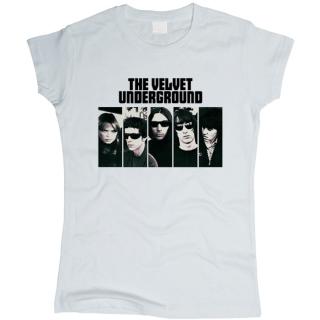 Velvet Underground 02 - Футболка женская