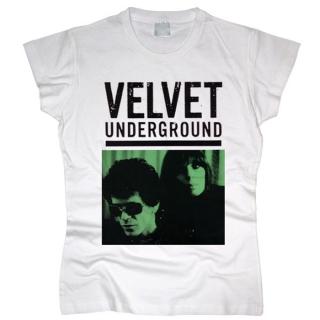 Velvet Underground 03 - Футболка женская