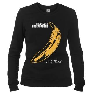 Velvet Underground 05 - Свитшот женский
