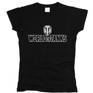 World Of Tanks 01 - Футболка женская