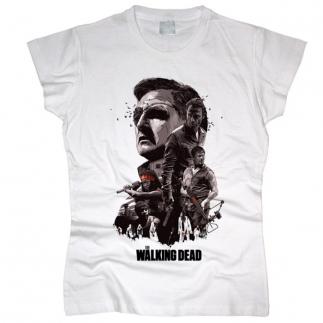 Walking Dead 02 - Футболка женская