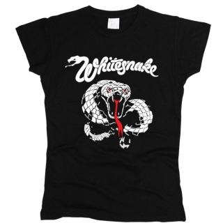 Whitesnake 03 - Футболка женская