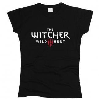 Witcher 01 - Футболка женская