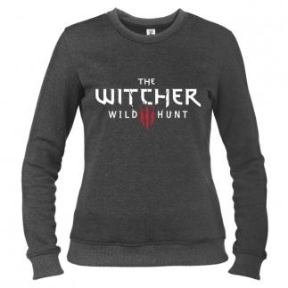 Witcher 01 - Свитшот женский