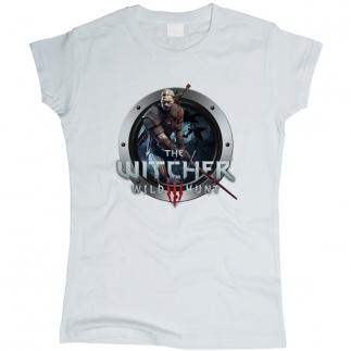 Witcher 02 - Футболка женская