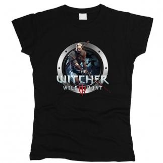 Witcher 03 - Футболка женская