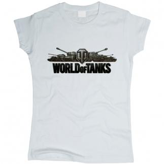 World Of Tanks 02 - Футболка женская