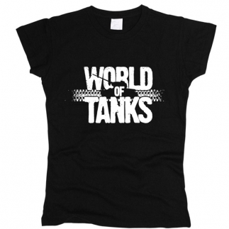World Of Tanks 03 - Футболка женская