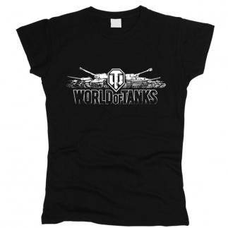 World Of Tanks 05 - Футболка женская
