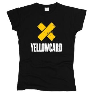 Yellowcard 02 - Футболка женская