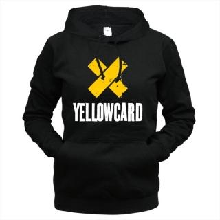 Yellowcard 02 - Толстовка женская