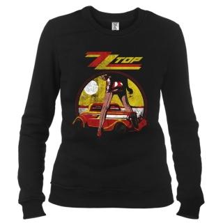 ZZ Top 04 - Свитшот женский