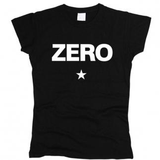 Zero 01 - Футболка женская