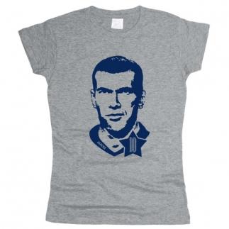 Zidane 01 - Футболка женская