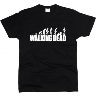 Walking Dead 01 - Футболка мужская