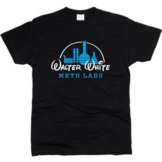 Walter White Labs 01 - Футболка мужская
