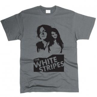 The White Stripes 02 - Футболка мужская