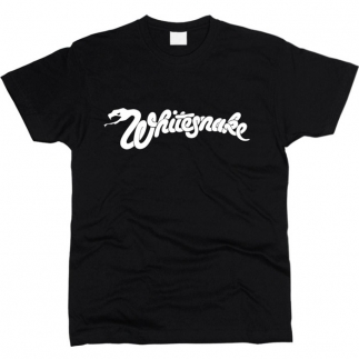 Whitesnake 01 - Футболка мужская