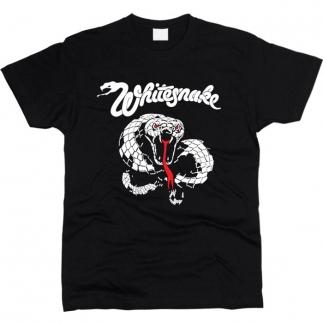 Whitesnake 03 - Футболка мужская