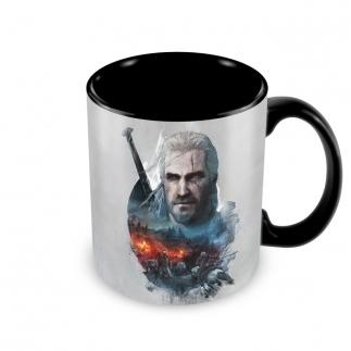 Чашка Witcher 01