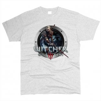 Witcher 02 - Футболка мужская