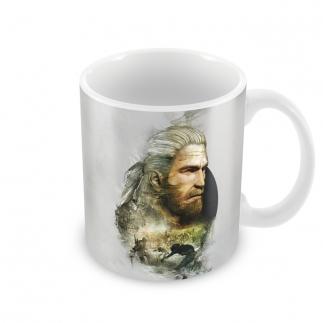 Чашка Witcher 02