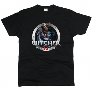 Witcher 03 - Футболка мужская