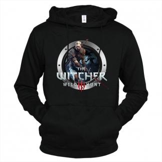 Witcher 03 - Толстовка мужская
