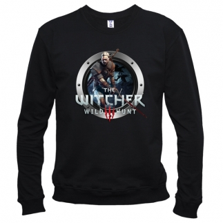 Witcher 03 - Свитшот мужской