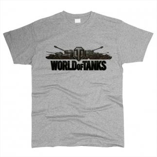 World Of Tanks 02 - Футболка мужская