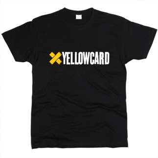 Yellowcard 01 - Футболка мужская