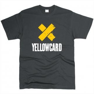 Yellowcard 02 - Футболка мужская