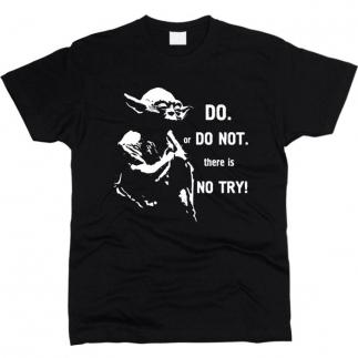 Yoda 01 - Футболка мужская