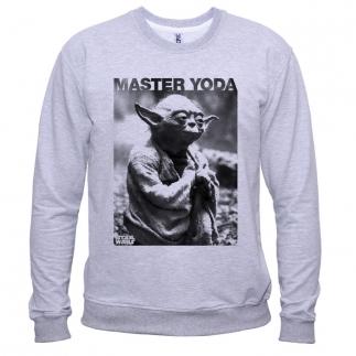Yoda 02 - Свитшот мужской