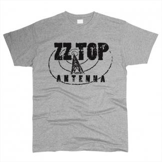 ZZ Top 01 - Футболка мужская