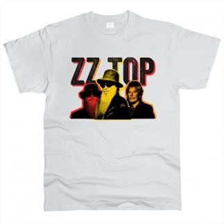 ZZ Top 02 - Футболка мужская