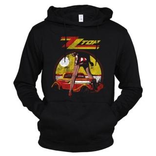 ZZ Top 04 - Толстовка мужская
