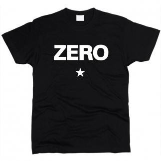 Zero 01 - Футболка мужская