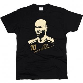 Zidane 02 - Футболка мужская