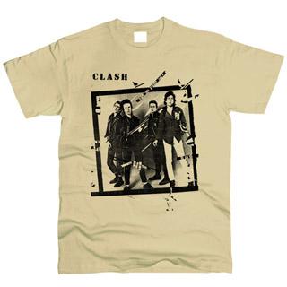 The Clash 05 - Футболка мужская