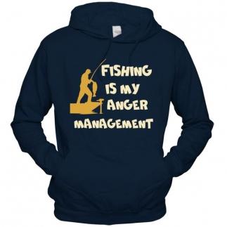 Anger Management - толстовка с капюшоном мужская
