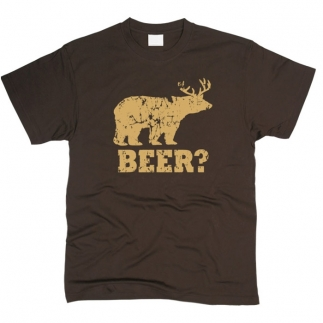 Bear-Deer - Футболка