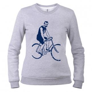Bike Man - Свитшот женский