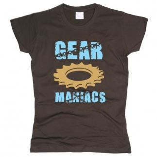 Gear Maniacs - Футболка женская