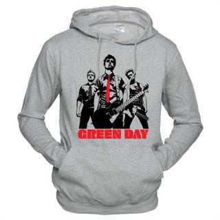 Green Day 01 - Толстовка мужская